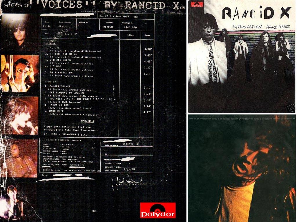 The Album Voices