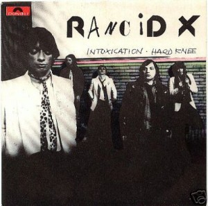 Rancid x -45' cover